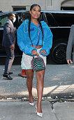 Celebrity Sightings In New York City - September 15,...