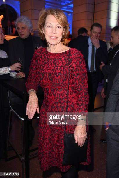 Gaby Dohm attends the Blue Hour Reception hosted by ARD during the 67th Berlinale International Film Festival Berlin on February 10 2017 in Berlin...