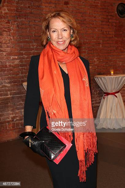 Gaby Dohm attends the Prix Courage Award 2014 on October 15 2014 at AllerheiligenHofkirche in Munich Germany