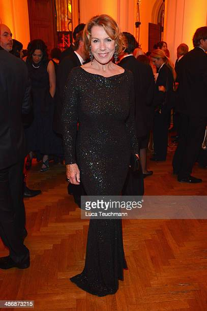 Gaby Dohm attends the Romy Award 2014 at Hofburg Vienna on April 26 2014 in Vienna Austria