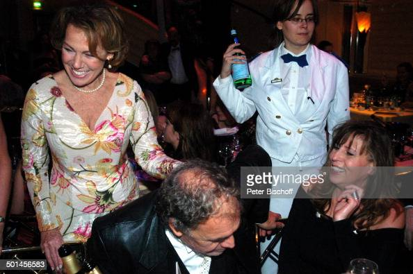 Gaby Dohm Christian Kohlund Ehefrau Elke Best 32 'Deutscher Filmball' Hotel 'Bayerischer Hof' München Bayern Deutschland Europa Gala Veranstaltung...