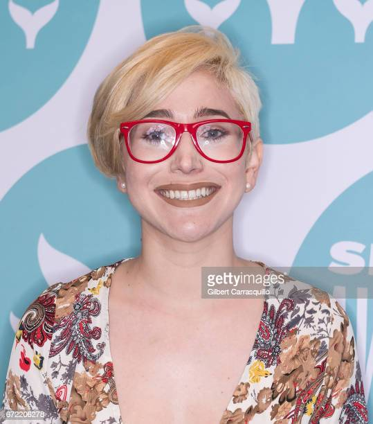 Gaby Dunn attends the 9th Annual Shorty Awards at PlayStation Theater on April 23 2017 in New York City