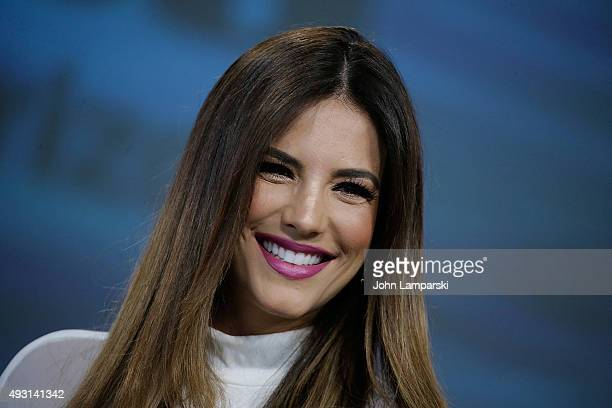 Gaby Espino attends 4th Annual People en Espanol Festival at Jacob Javitz Center on October 17 2015 in New York City
