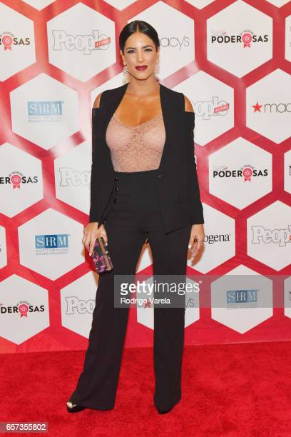Gaby Espino attends People En Espanol's 25 Most Powerful Women Luncheon 2017 at Hyatt Regency on March 24 2017 in Coral Gables Florida