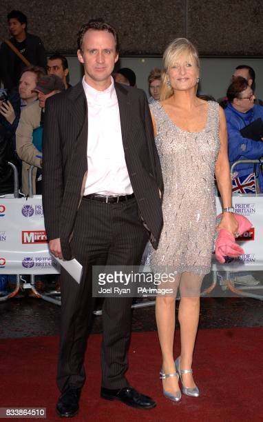 Gaby Roslin arrives for the Pride of Britain Awards 2007 The London Studios Upper Ground London SE1