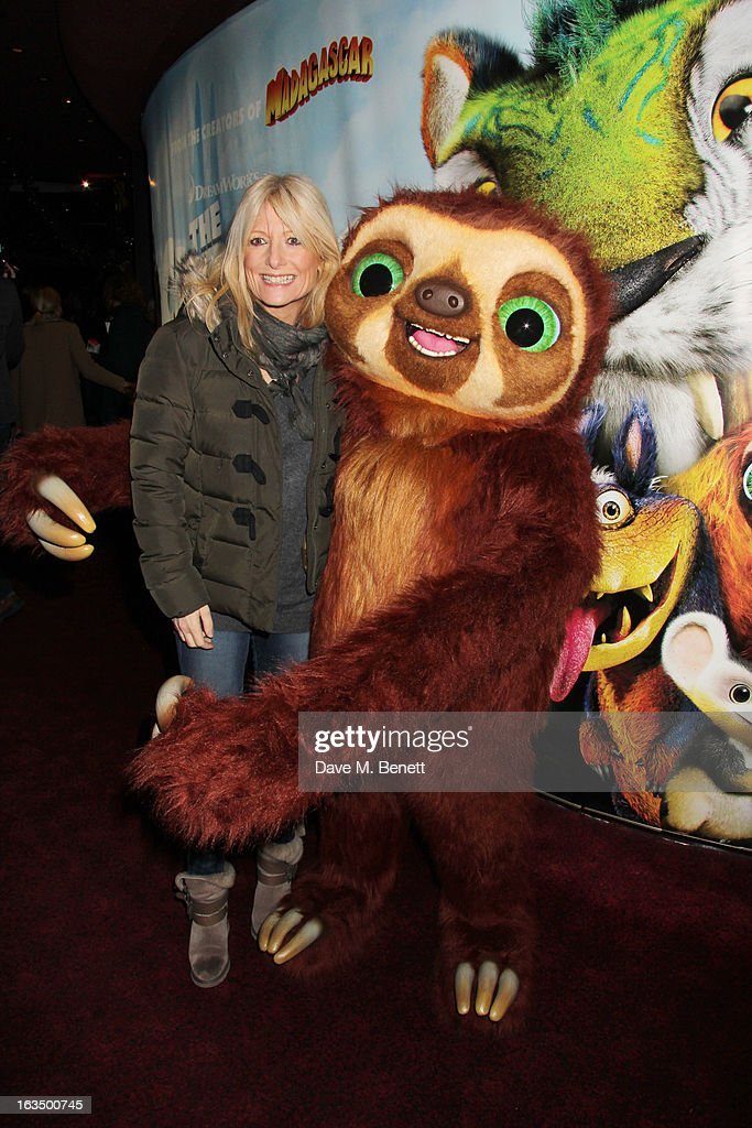 <a gi-track='captionPersonalityLinkClicked' href=/galleries/search?phrase=Gaby+Roslin&family=editorial&specificpeople=208181 ng-click='$event.stopPropagation()'>Gaby Roslin</a> attends 'The Croods' premiere at Empire Leicester Square on March 10, 2013 in London, England.