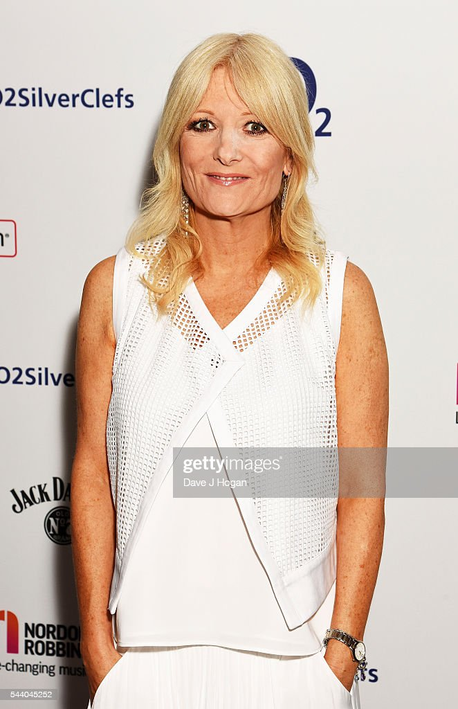 <a gi-track='captionPersonalityLinkClicked' href=/galleries/search?phrase=Gaby+Roslin&family=editorial&specificpeople=208181 ng-click='$event.stopPropagation()'>Gaby Roslin</a> poses for a photo during the Nordoff Robbins O2 Silver Clef Awards on July 1, 2016 in London, United Kingdom.