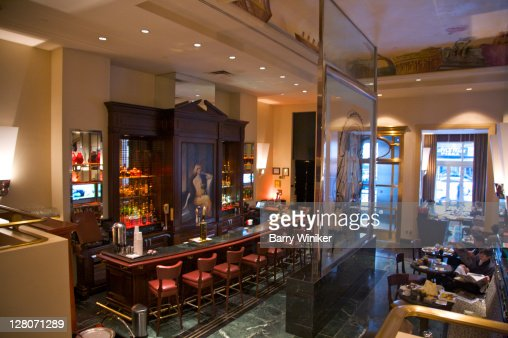Gabys bar sofitel new york hotel times square artdeco for Deco cuisine new york