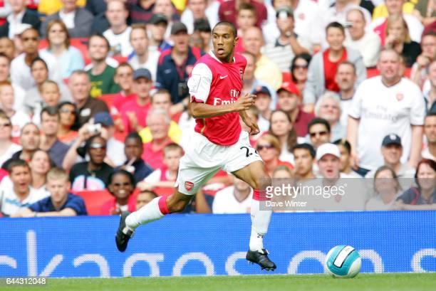 Gael CLICHY Arsenal / PSG Emirates Cup 2007 Emirates Stadium Photo Dave Winter / Icon Sport