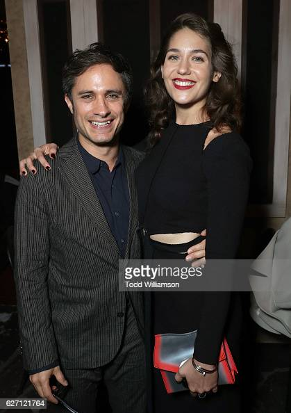 Gael Garcia Bernal and Lola Kirke attend the 'Mozart In the Jungle' Red Carpet Premiere and Concert held at The Grove on December 1 2016 in Los...