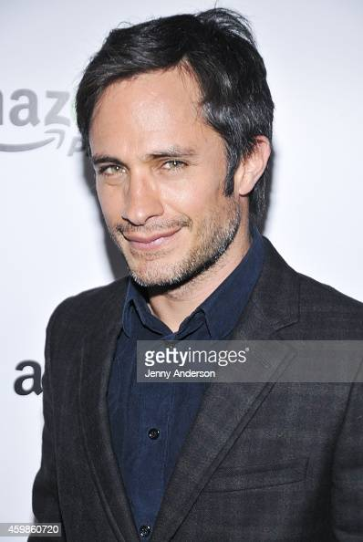Gael Garcia Bernal attends 'Mozart In The Jungle' premiere at Alice Tully Hall at Lincoln Center on December 2 2014 in New York City