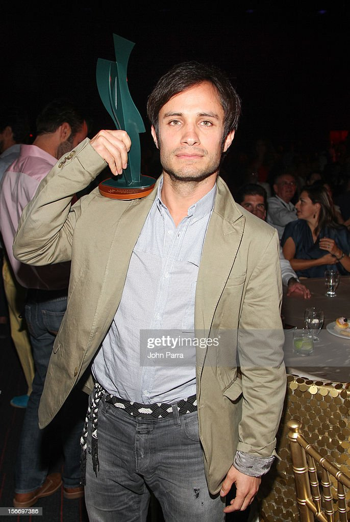 <a gi-track='captionPersonalityLinkClicked' href=/galleries/search?phrase=Gael+Garcia+Bernal&family=editorial&specificpeople=202025 ng-click='$event.stopPropagation()'>Gael Garcia Bernal</a> attends the Closing Night Gala during the Baja International Film Festival at Los Cabos Convention Center on November 17, 2012 in Cabo San Lucas, Mexico.