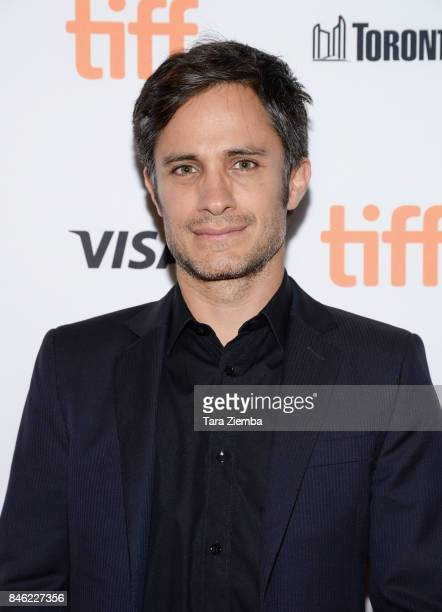 Gael Garcia Bernal attends the 'If You Saw His Heart' premiere during the 2017 Toronto International Film Festival at Winter Garden Theatre on...