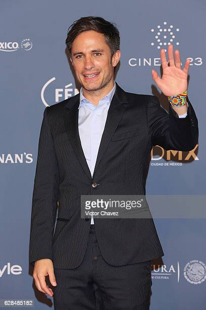 Gael Garcia Bernal attends the Premio Iberoamericano De Cine Fenix 2016 at Teatro de La Ciudad on December 7 2016 in Mexico City Mexico
