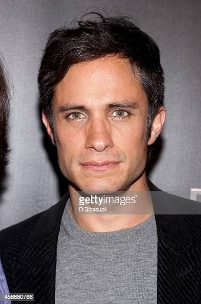 Gael Garcia Bernal attends the 'Rosewater' New York Premiere at AMC Lincoln Square Theater on November 12 2014 in New York City