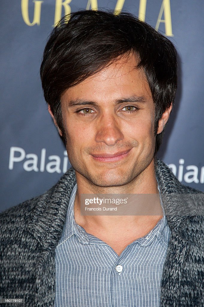 Gael Garcia Bernal attends the 'Trophees Du Film Francais' 20th Ceremony at Palais Brongniart on February 5, 2013 in Paris, France.