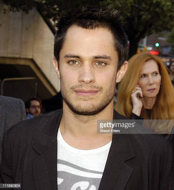 Gael Garcia Bernal during 'Viva Pedro' The Film Society of Lincoln Center and Young Friends of Film Honor Pedro Almodovar at Alice Tully Hall Lincoln...