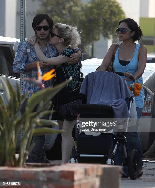 Gael Garcia Bernal Los Angeles October 2 2010 Just days after announcing on Twitter that they are pregnant with their second child Mexican actor Gael...
