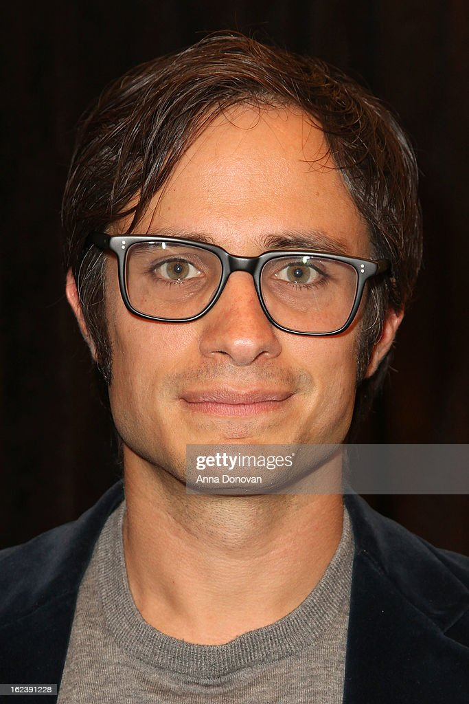 Gael Garcia Bernal of the film 'No' attends the 85th annual Academy Awards Foreign Language Film Award photo-op held at the Dolby Theatre on February 22, 2013 in Hollywood, California.