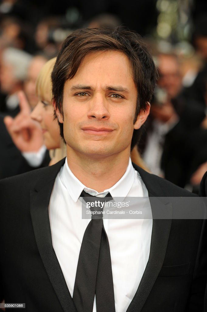 Gael Garcia Bernan at the premiere of ?Robin Hood? during the 63rd Cannes International Film Festival.
