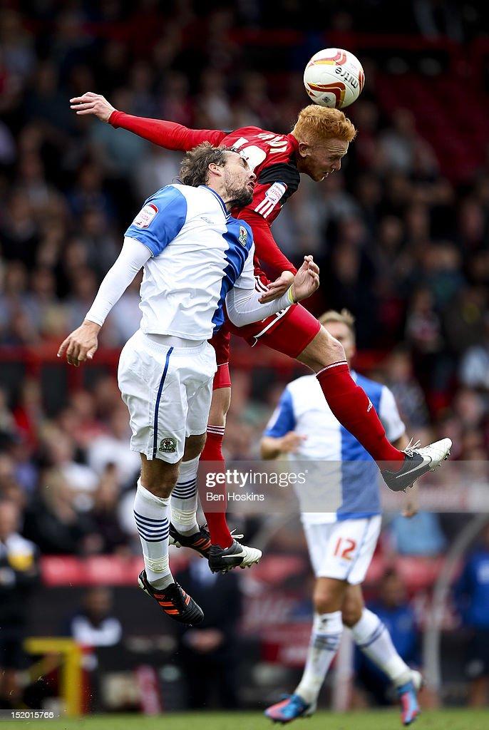 Bristol City v Blackburn Rovers - npower Championship