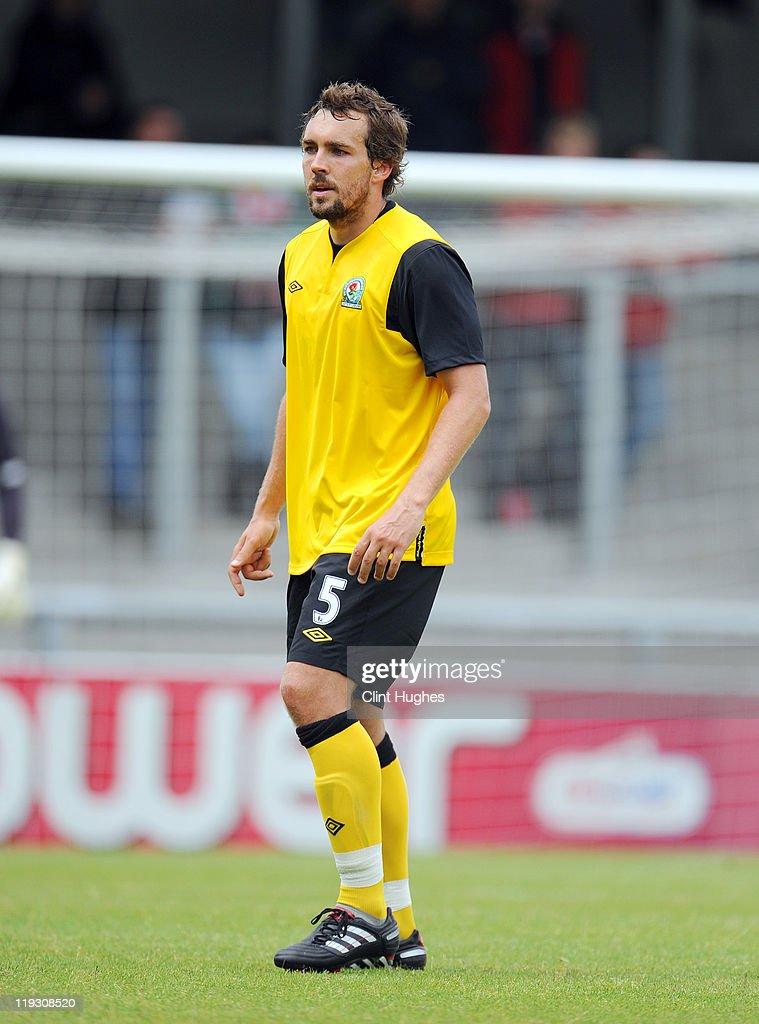 Accrington Stanley v Blackburn Rovers - Pre Season Friendly