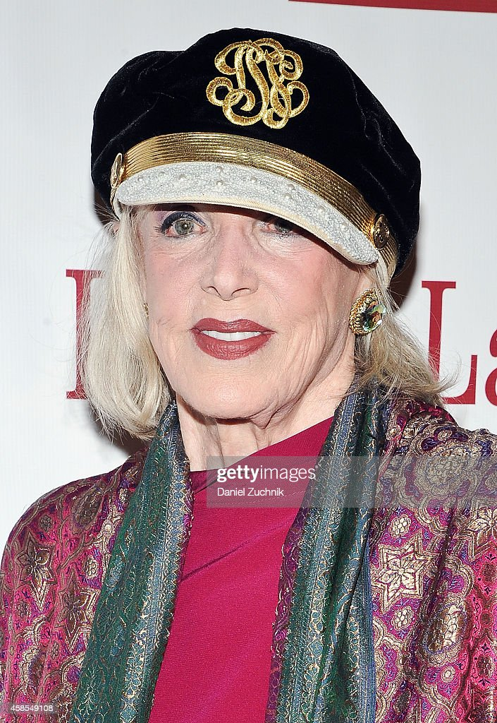 Gael Greene attends the 21st Annual Living Landmarks Ceremony at The Plaza Hotel on November 6, 2014 in New York City.