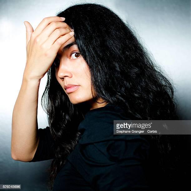 Gaelle Arquez Opera Singer photographed in Paris