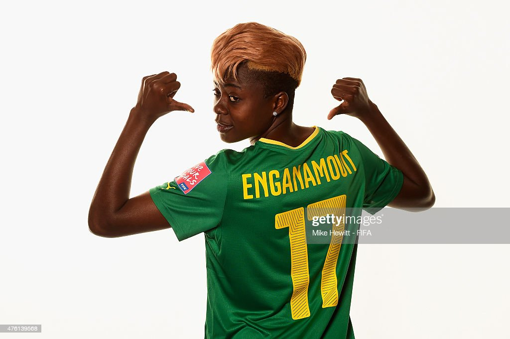 Cameroon Portraits - FIFA Women's World Cup 2015