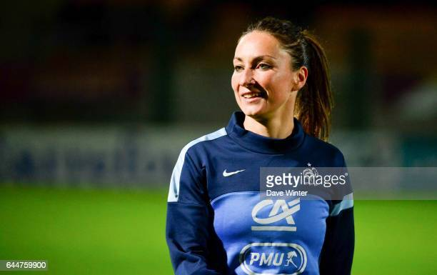 Gaetane THINEY France / Pologne Match Amical Photo Dave Winter / Icon Sport