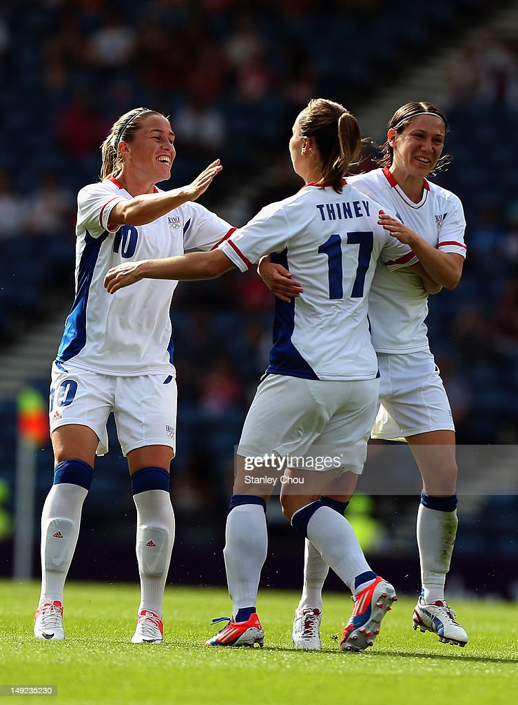 Olympics Day -2 - Women's Football - USA v France