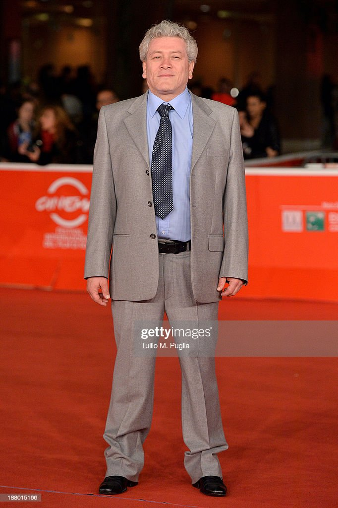 Gaetano Di Vaio attends the 'Take Five' Premiere during The 8th Rome Film Festival at Auditorium Parco Della Musica on November 14, 2013 in Rome, Italy.