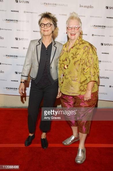 Gai Gherardi and Barbara McReynolds...