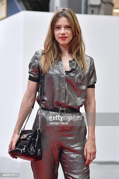 Gaia Trussardi attends the Convivio 2014 on June 12 2014 in Milan Italy