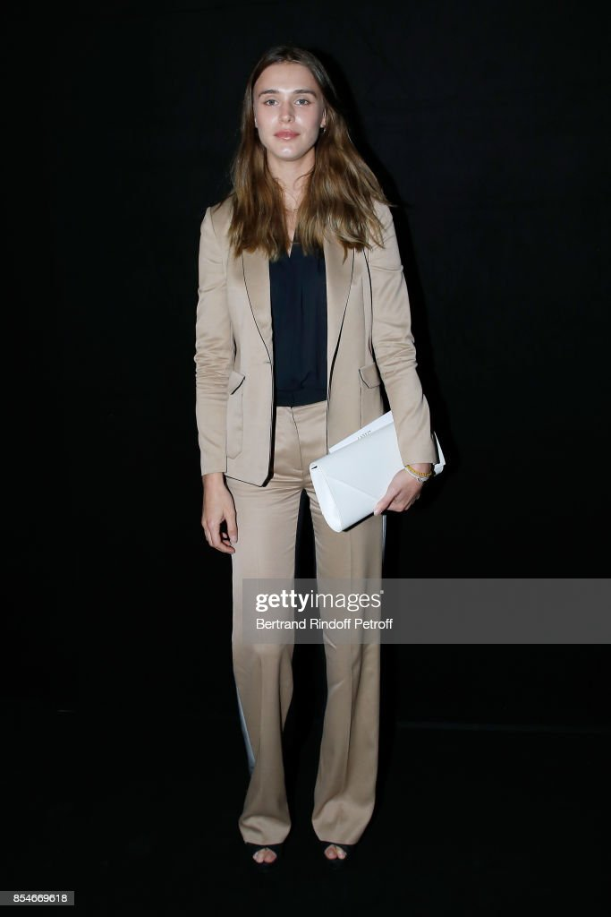 Lanvin : Photocall  - Paris Fashion Week Womenswear Spring/Summer 2018