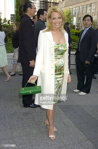 Gail O'Grady during 2005/2006 ABC UpFront at Lincoln Center in New York City New York United States