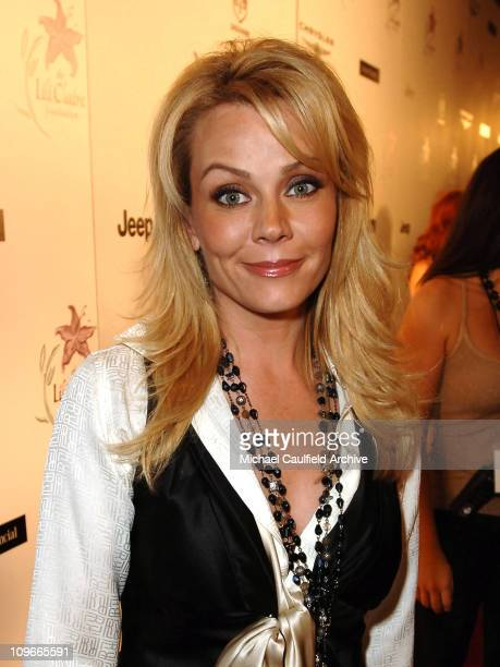 Gail O'Grady during 8th Annual Lili Claire Foundation Benefit Red Carpet at The Beverly Hilton in Beverly Hills California United States