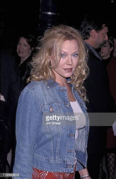Gail O'Grady during 'Men of Honor' Screening November 1 2000 at Samuel Goldwyn Theater in Los Angeles California United States