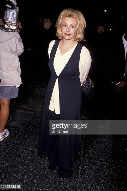Gail O'Grady during Premiere of MGM's 'Stargate' at Manns Chinese Theatre in Hollywood California United States