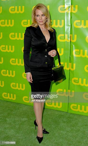 Gail O'Grady during The CW Winter TCA All Star Party Arrivals at Ritz Carlton in Pasadena California United States