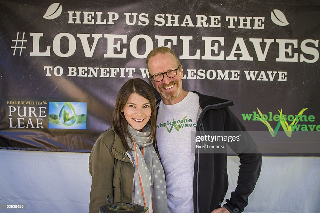 Gail Simmons And Michel Nischan Share The #LoveofLeaves With Pure Leaf Iced Tea At The FOOD & WINE Classic In Aspen