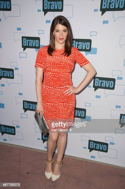 Gail Simmons attends A Night With 'Top Chef' Presented By Watch What Happens Live at Leonard H Goldenson Theatre on May 1 2014 in North Hollywood...