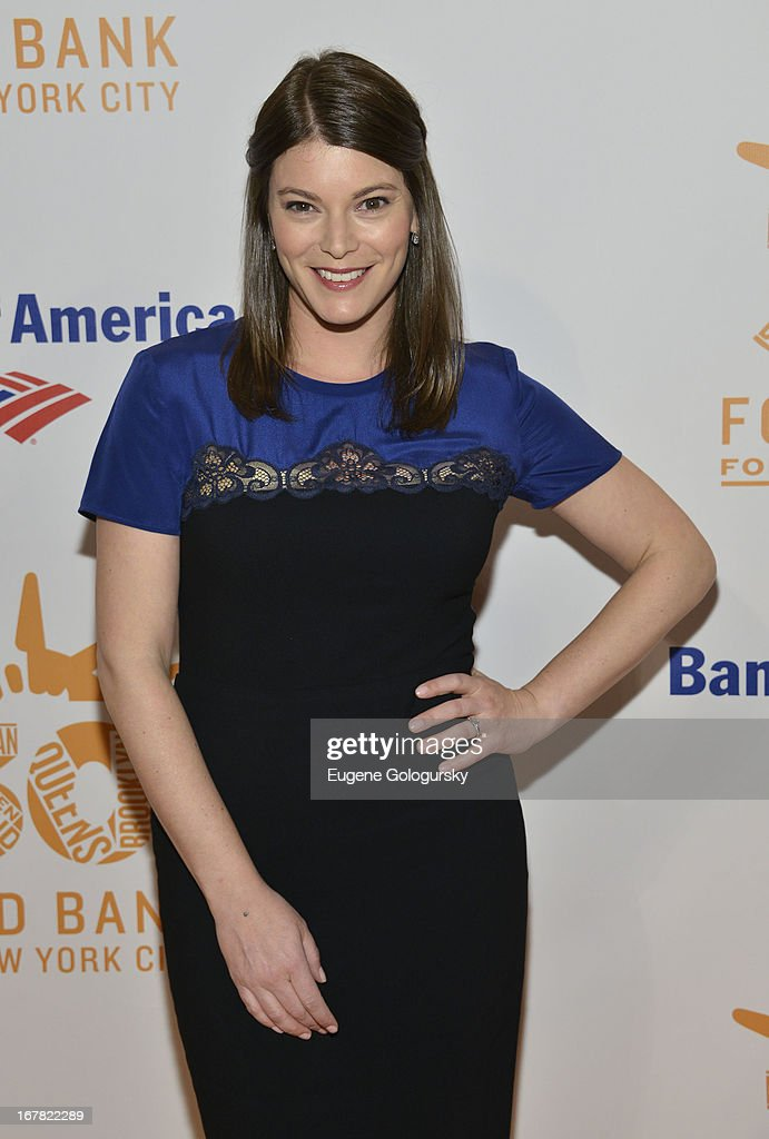 Gail Simmons attends the 2013 Food Bank For New York City Can Do Awards at Cipriani Wall Street on April 30, 2013 in New York City.