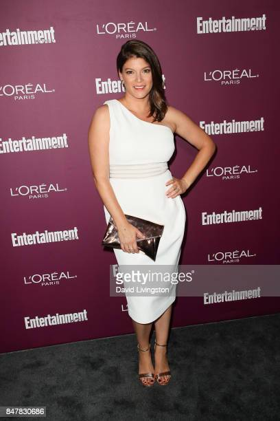 Gail Simmons attends the Entertainment Weekly's 2017 PreEmmy Party at the Sunset Tower Hotel on September 15 2017 in West Hollywood California