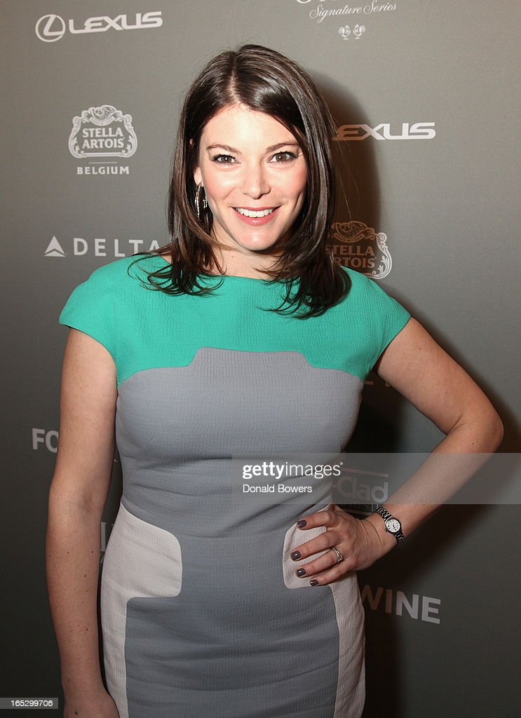 Gail Simmons attends The FOOD & WINE 2013 Best New Chefs Party at Pranna Restaurant on April 5, 2013 in New York City.