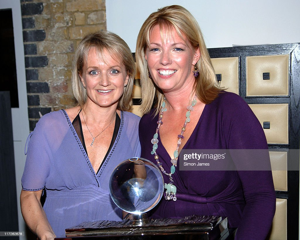 Gail Taylor And Karen Howes From House Who Won The Andrew Martin Award For Interior