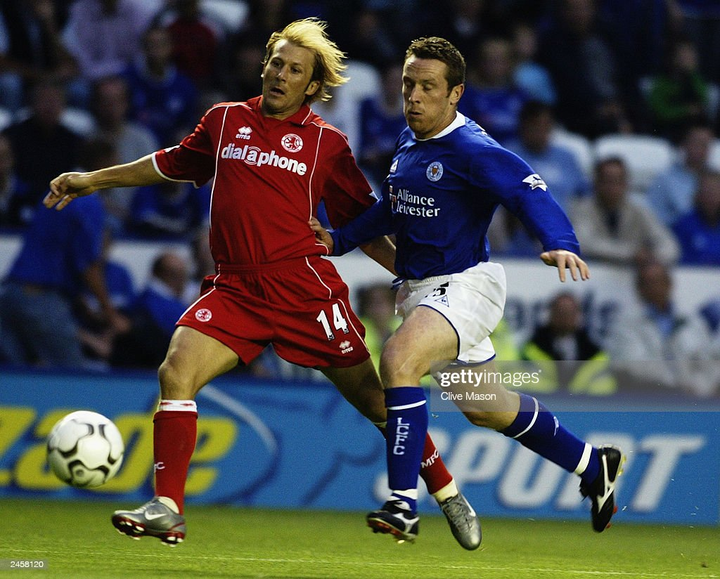 Leicester City v Middlesbrough s and