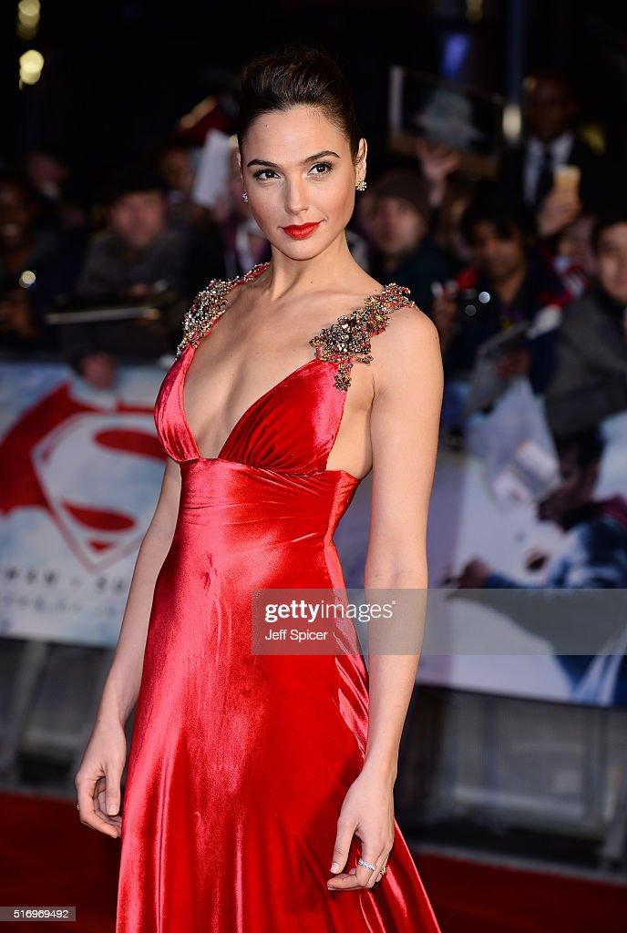 'Batman V Superman: Dawn Of Justice'- European Premiere - Red Carpet