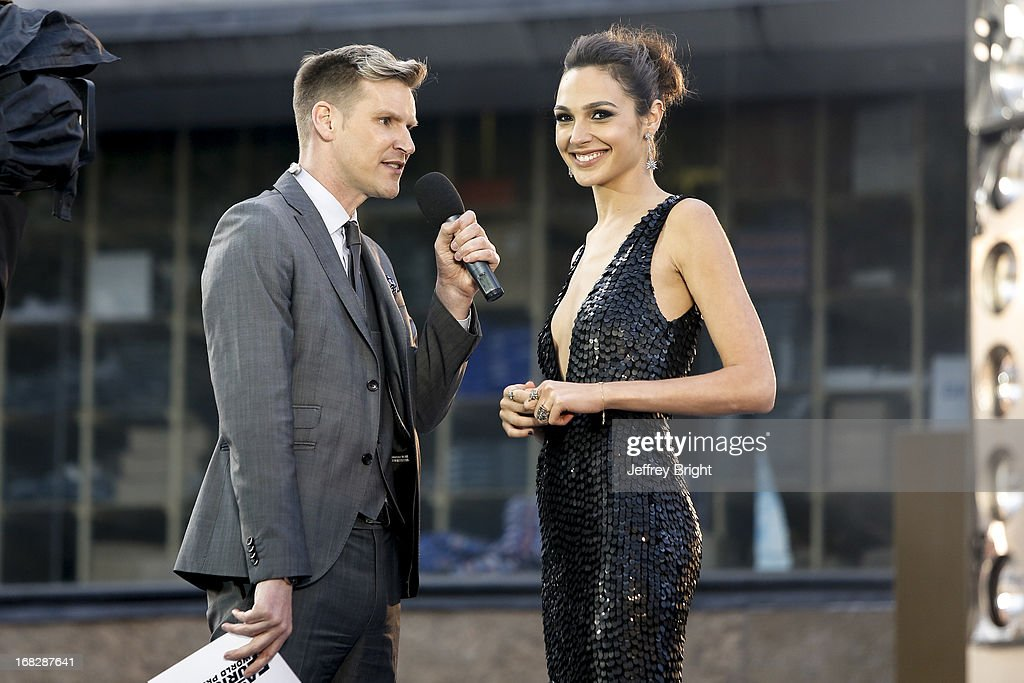 <a gi-track='captionPersonalityLinkClicked' href=/galleries/search?phrase=Gal+Gadot&family=editorial&specificpeople=4350069 ng-click='$event.stopPropagation()'>Gal Gadot</a> attends the 'Fast & Furious 6' world premiere on May 7, 2013 in London, England.
