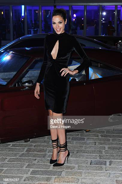 Gal Gadot attends the world premiere after party of 'Fast And Furious 6' at Somerset House on May 7 2013 in London England